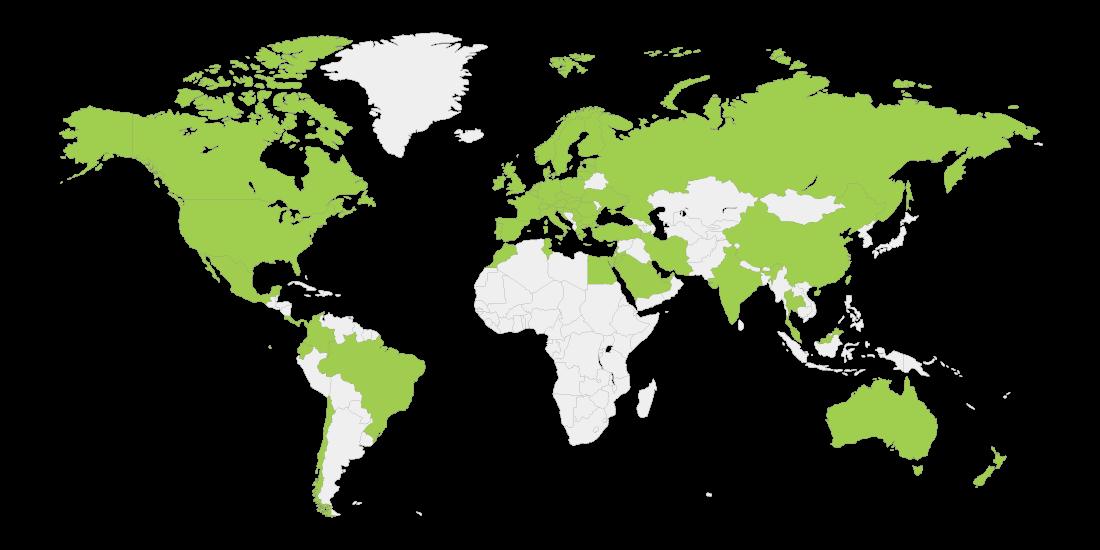 Zipato worldwide