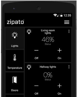 Zipato Smart Thermostat